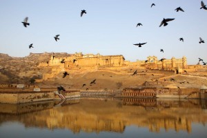 © Hazel Thompson  India - Rajasthan Amber Fort