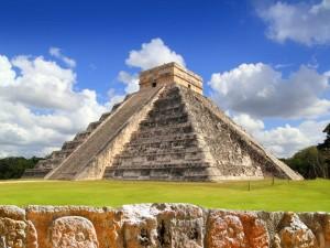 Chichen-Itza-Yucatan-Mexico-El-Castillo-Wallpapers-011