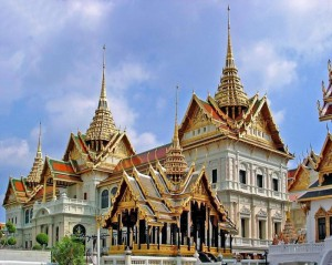 Bangkok in Thailand tourism destinations